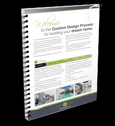 Image of 5 step custom design brochure