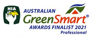 Australian GreenSmart Awards Finalist 2021
